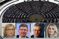 Blonďaté Ditě může krýt záda Šlechtová. Šanci mají v eurovolbách i ODS a Piráti, ukazují průzkumy
