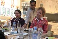 Latifa žije! Vláda na Vánoce zveřejnila fotky záhadně zmizelé princezny