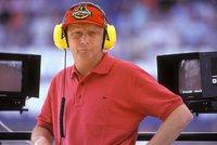 Zemřela legenda formule 1. Rakušan Niki Lauda (†70) projel poslední okruh