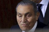 Zemřel bývalý egyptský prezident Mubarak. Zemi vedl 30 let, smetla ho revoluce