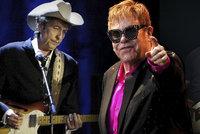 Hvězdně nabitý rok 2019. V Praze zahrají Elton John, Bob Dylan, Metallica nebo ZZ Top