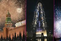 Symfonie na noční obloze: 5 nejkrásnějších ohňostrojů letošního roku