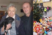 Herečka Syslová (73) si z útulku odnesla štěně. Odložili ho jako nechtěný dárek