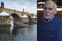 Jakou energii má Karlův most? Gligor Manolevski odhaluje tajemství starých soch