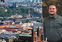 """»Chceme s developery více vyjednávat,« říká """"pirátský"""" starosta Prahy 5 Daniel Mazur"""