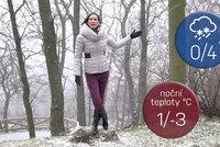 Počasí s Honsovou: O víkendu napadne až 25 centimetrů sněhu. Pozor na náledí
