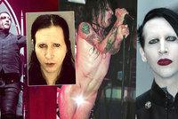 Kontroverzní zpěvák Marilyn Manson slaví padesátiny! Roztrhal bibli, střídal krásky!