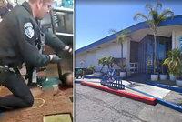 Střelba v bowlingovém centru v Kalifornii: Na místě jsou nejméně tři mrtví