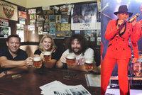S kapelou Monkey Business na pivu: Nejlepší na tvorbu je kocovina!