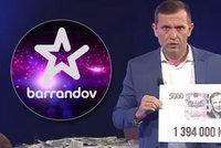 """Soukupova """"hlásná trouba"""" v červených číslech: Barrandov slaví 10 let, co se na něm změnilo?"""