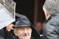 Zdeněk Srstka (83) k nepoznání: Ztrácí se před očima!