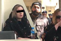Nemocná Tereza před soudem viditelně trpěla: Nový, drsný soudce na to nebral žádný ohled