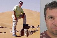 Pavla uneseného v Libyi prohlásili za nezvěstného: První slova manželky!