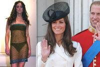 Kate Middleton slaví 37! Mrkejte na nejzajímavější snímky z jejího života