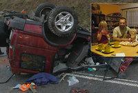Tragédie na Boží hod: Maminka z Liberce přišla při nehodě o partnera. Bojí se, že ztratí i střechu nad hlavou