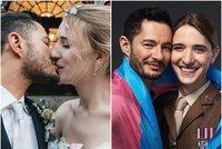On býval ona, ona bývala on. Transsexuální manželé plánují rodinu