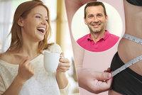 Expert na výživu Havlíček: Kafíčko a hubnutí? Povoleno! A jedenáctý den můžete i mlsat