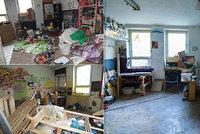 Válka o Kliniku: Rozmlácený nábytek a barikády u dveří! Kdo neuvěřitelný nepořádek způsobil?