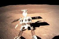 """""""Fascinující pohled."""" Číňané ukázali fotky z odvrácené strany Měsíce"""