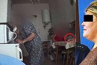 Okradla babičku (94) o důchod, nahrála to kamera: Bezcitná zlodějka jde na dva roky do lochu