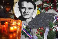 Vysíláme z redakce Blesku: Před 50 lety se upálil Jan Palach. Co prožíval těsně před smrtí?
