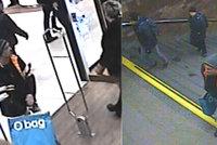 Bundu za osm tisíc ukradl během minuty! Předvánočního zloděje ze Zličína hledá policie