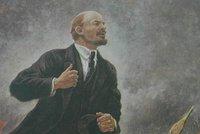 Chtěli unést Lenina, Rusko jim na to přišlo: Za pašování obrazů si umělci odsedí dva roky