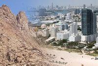 Biblickou horu Sinaj zničí buldozery. Saúdský princ na ní postaví luxusní metropoli