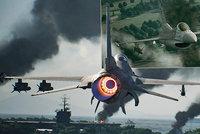 Ace Combat 7: Skies Unknown je opět králem oblak, trefil se přímo do černého