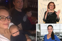 Absolonová odtajnila obří rodičovskou bolest! Na pomoc přispěchaly slavné kolegyně