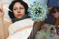 Chřipka, nebo viróza? Velký přehled, jak je od sebe odlišit!