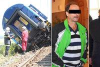 16 zraněných při srážce dvou vlaků: Železničáři dostali místo 8 let podmínku