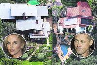 Brad Pitt a Charlize Theronová: Láska ze sousedství! Milenci se ale schází...