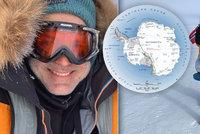 Český miliardář zdolal jižní pól: Kálení do pytlíku, mráz i -30 °C a k jídlu rozinky
