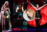 Ivana Chýlková v novém muzikálu řádí na jevišti jako domina!