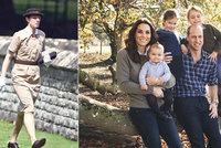 Děti Williama a Kate mají speciální vychovatelku: Chůva ostrá jako břitva!