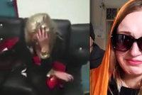 Kolaps u soudu: Tereza (22) se v Pákistánu sesypala! Skončím v blázinci, plakala