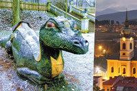 Trutnov: Tohle město hlídá drak!