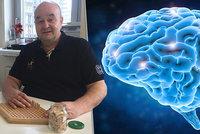Z jízdy v teréňáku dostal mrtvici: Miroslav (61) se z narozeninového dárku vzpamatovává do teď