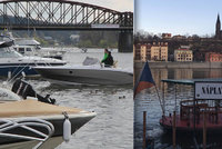 """Vltava jako pražská """"dopravní tepna"""": Na Smíchově je nejvytíženější plavební komora střední Evropy"""