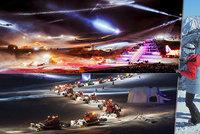 Sölden: Při fascinující show pro lyžaře nechybí nahota v -20°C, stíhačky ani lavina!