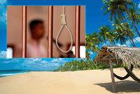 Do exotického ráje Čechů se vrací popravy. Na Srí Lance měla šibenice pauzu 43 let