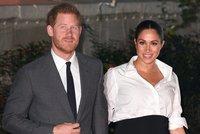 Těhotná Meghan dala Harrymu pořádnou lekci! Princ se konečně polepšil