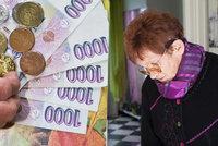 Důchody mají příští rok vzrůst o 900 korun. Ať dostanou víc ti nejchudší, žádá Maláčová