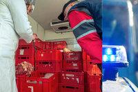 """Kontroly masa u polských hranic našly 16 závad. Po """"šťáře"""" EU je ministr spokojený"""