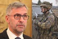 Metnar promluvil o odchodu Čechů z Afghánistánu. Kdy se vojáci vrátí domů?