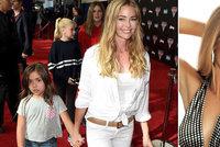 Bond Girl Denise Richardsová: Závažná diagnóza adoptivní dcery (7)! Zda bude mluvit, nikdo neví