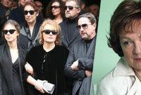 Hlaváčová zůstává týden po pohřbu Munzara sama! Rodina ale zařídila »pojistku«