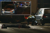 Automobil srazil v Kunštátu seniora: Muž upadl pod auto v protisměru!