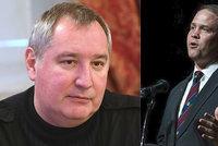 Šéf NASA pojede do Ruska za svým protějškem. Rogozin má do USA zákaz cestovat